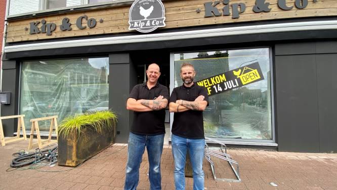 Kip & Co strijkt neer op Oostmals dorpsplein