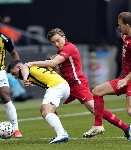 LIVE   Twee grote kansen Vitesse, Tannane krijgt geel na klagen