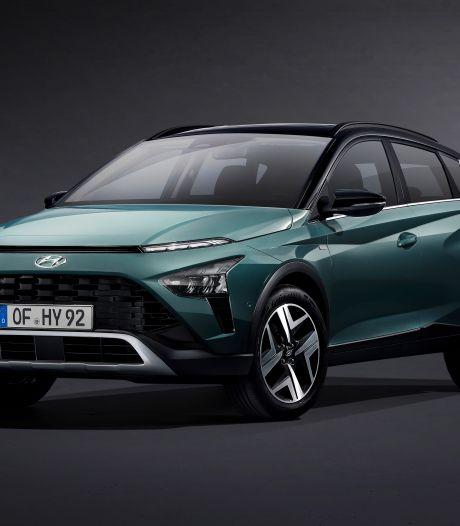 Hyundai Bayon: goedkoper en kleiner alternatief voor de Kona