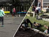 Zeeuwse scholieren blij met buitenles: 'Leuker dan binnen'