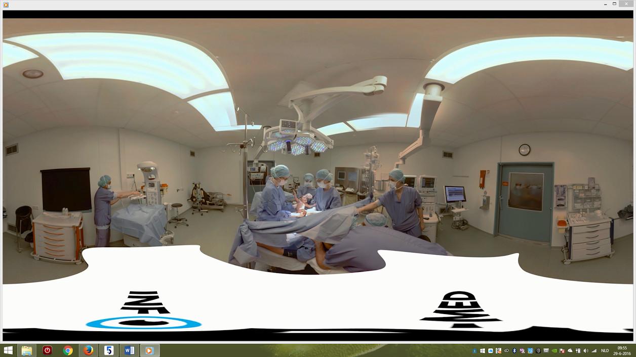 Still uit een van de video's van Infor-Med
