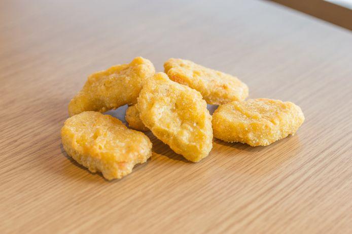 De kipnuggets zijn waarschijnlijk vanaf woensdag weer te krijgen.