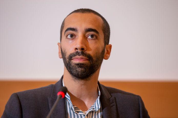 Sammy Mahdi, secrétaire d'État à l'Asile et la Migration