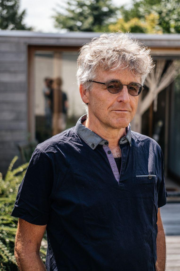 Sociaal psycholoog Frank Van Overwalle. Beeld ID/Wouter Van Vooren