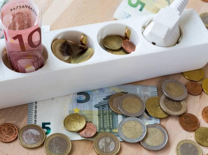 Stroomfactuur sloopt kaap van 1.000 euro, gasfactuur die van 1.600 euro
