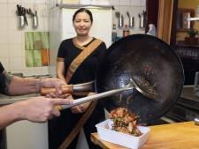 In Axel vinden we een Thais eetcafé: Andaman, dat klanten van heinde en verre trekt