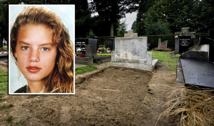 In september 2011 werd het graf van Nicole van den Hurk geopend voor een coldcase-onderzoek.