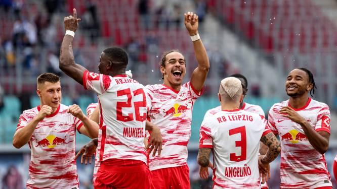 Leipzig gehavend tegen Club Brugge: Duitsers moeten wellicht tal van spelers missen