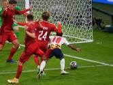 """""""Ça m'énerve"""", """"je dois faire attention à ce que je dis"""": le penalty concédé par les Danois ne passe pas"""