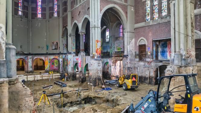 Bouw van appartementen in Heilig Hartkerk begonnen