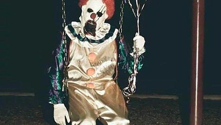 Halloween Kleding Almere.Betsy De Clown Vreest Imagoschade Door Horrorclowns Het Parool