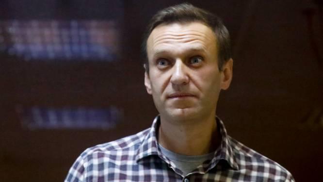 """Nieuwe aanklacht tegen Russische opposant Navalny wegens """"aantasting van de identiteit en burgerrechten"""""""