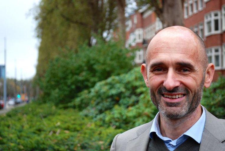 Eric van den Heuvel is secretaris Platform Duurzame Biobrandstoffen. Beeld