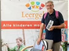Leergeld Losser zit na coronastilte klaar voor bijdrage aan fiets en schoolspullen