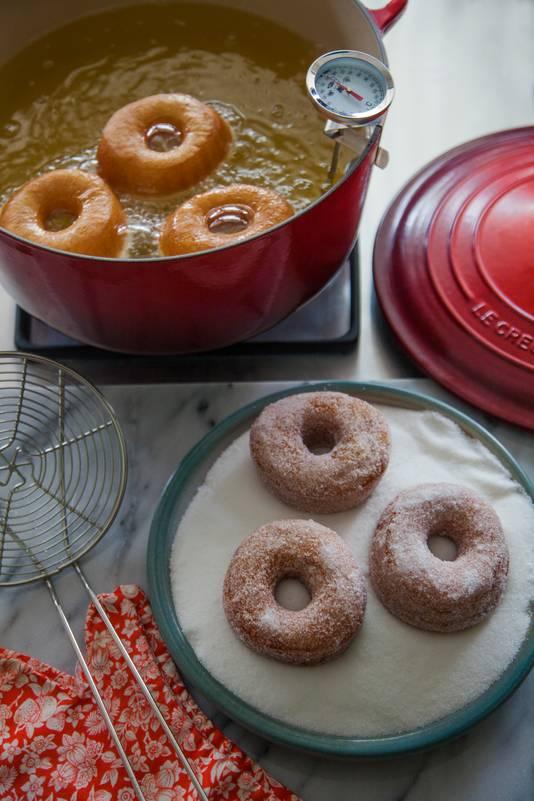 Donuts van Rutger Bakt