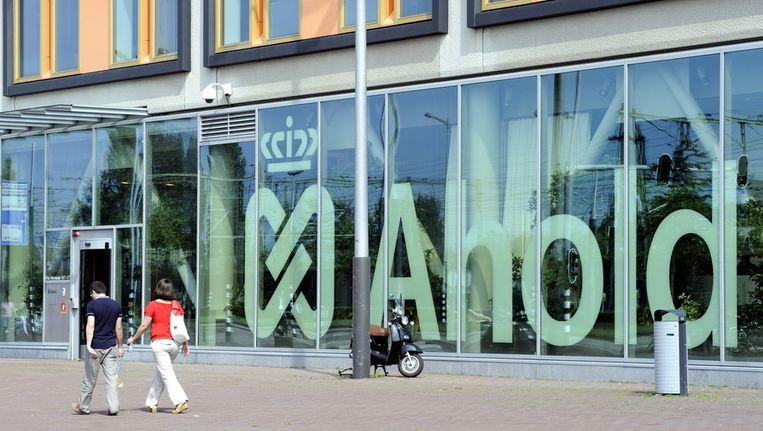 Het hoofdkantoor van Ahold in Amsterdam. Beeld ANP