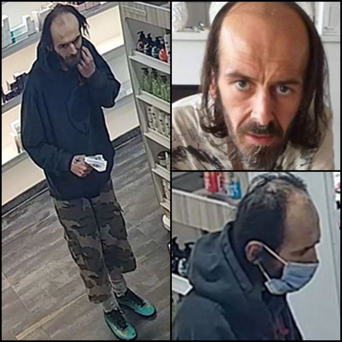 Het opsporingsbericht naar de vermiste Jimmy Vanhoucke (39).