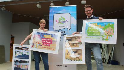 Zonhoven krijgt vanaf volgend jaar een nieuwe school: basisschool 'de Kosmos'