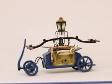 Tientallen rijtuigmodellen van overleden Jo uit Lochem pronken na zijn dood in musea door heel Nederland