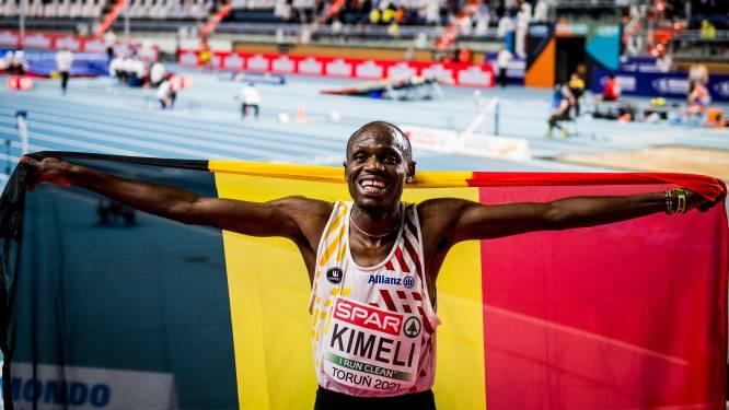Isaac Kimeli blijft de 5.000m trouw voor de Spelen, maar denkt wel aan de 10.000m voor later