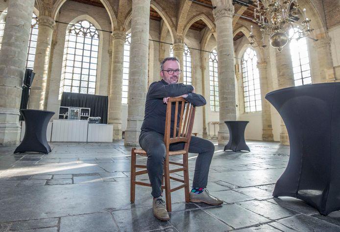 Rutger Mauritz  is een van de twee initiatiefnemers van een serie cantateconcerten in Zeeland.