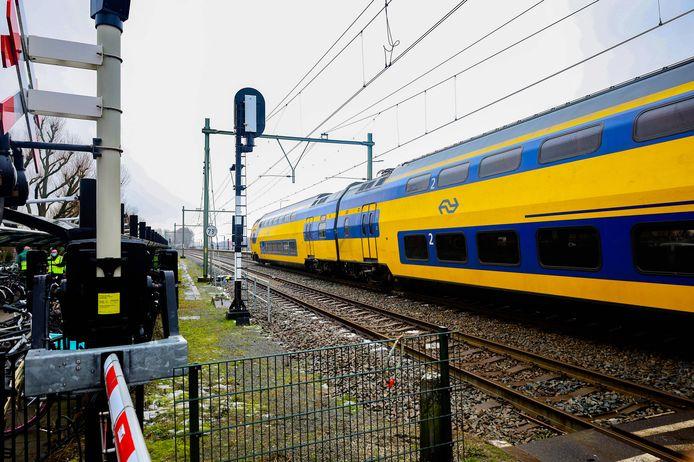 Tot 23.30 uur rijden er geen treinen tussen Apeldoorn en Deventer