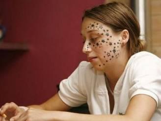 Sterrenmeisje krijgt 3.000 euro van tatoeëerder Rouslan