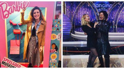 SHOWBITS. Barbiepop Maureen en een 'Dancing With the Stars'-reünie
