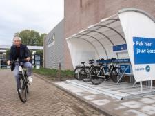 Tricorp Businesscenter op duurzame toer met elektrische deelfietsen en 35 tiny houses