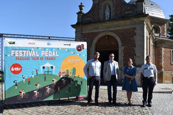 Festival Pedal wordt een dagvullend totaalspektakel voor elke wielerfan.