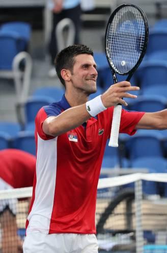 """Novak Djokovic heeft geen last van mentale druk of stress: """"Druk is een voorrecht dat ik aankan"""""""