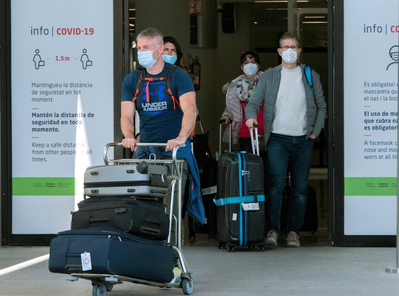 Duitse toeristen mogen weer naar Mallorca.