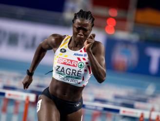 EK INDOOR. Hendrikx en Kimeli naar finale 3.000m, Anne Zagré en Eline Berings bereiken halve finale 60m horden, Kobe Vleminckx uitgeschakeld in halve finale 60m