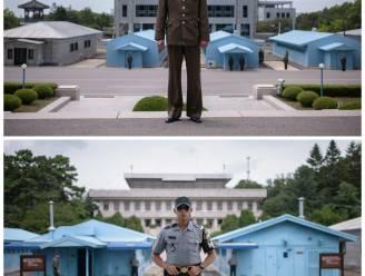 50 meter tussen soldaten, maar fotograaf moet 2.000 km omrijden