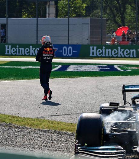 Hamilton verbaasd door reactie Verstappen, F1-directeur spreekt van 'twee haantjes op het erf'