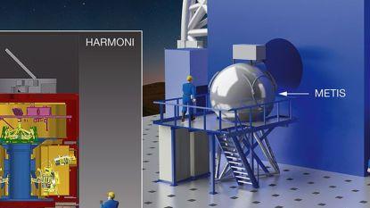 Voordracht over supertelescoop