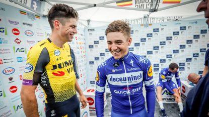 Unicum: drie wielrenners strijden om titel Sportman van het Jaar