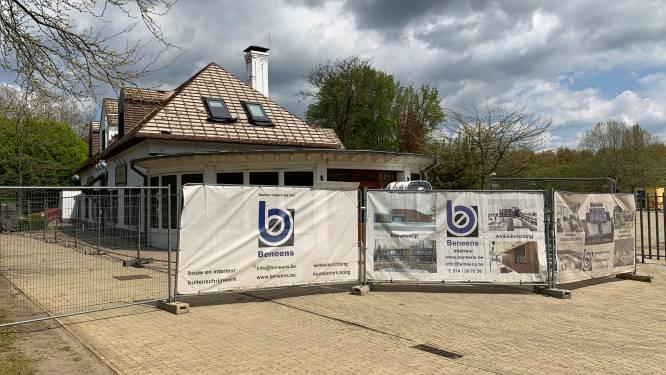 Horecazaak De Badmeester aan De Halve Maan wordt afgebroken: tegen volgende zomer staat er nieuwbouw
