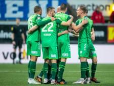 De Graafschap op drempel van eredivisie na gelijkspel bij kampioen Cambuur