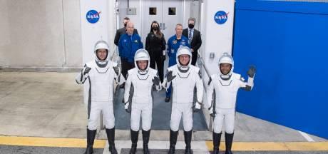 '3.. 2.. 1.. and liftoff!' Lancering geslaagd: SpaceX brengt astronauten naar ISS