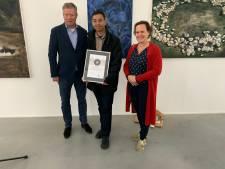 Jerrold Saija wint Carat Lucas Gassel Prijs