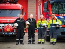 Zo vader, zo zoon: twee generaties brandweer kijken terug
