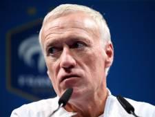 """Deschamps sur la rivalité Belgique-France: """"Il y a eu des excès des deux côtés en 2018"""""""