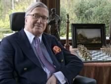 Bredase ondernemer Eric Albada Jelgersma (79) overlijdt op dag van boete wegens Franse wijnsjoemel