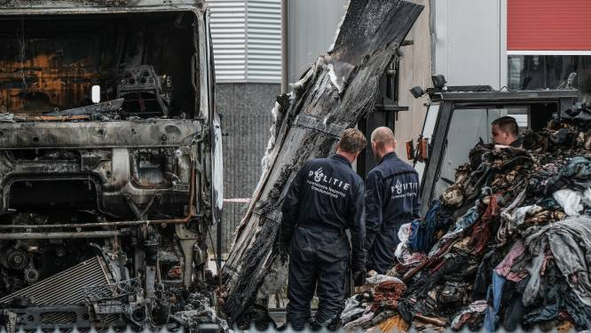 Verdachten brandstichting truck met slapende Jos Lambregts staan elkaar naar het leven