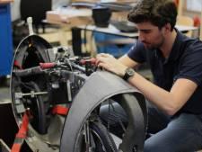 Oosterhoutse fietsontwerper jaagt op wereldrecord