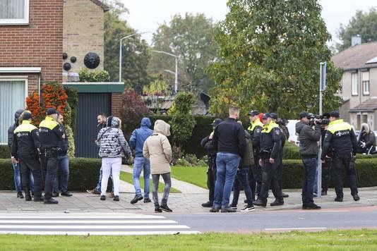 Het vierde schietincident in korte tijd zorgde voor onrust bij buurtbewoners.
