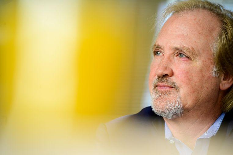 Telenet-CEO John Porter.