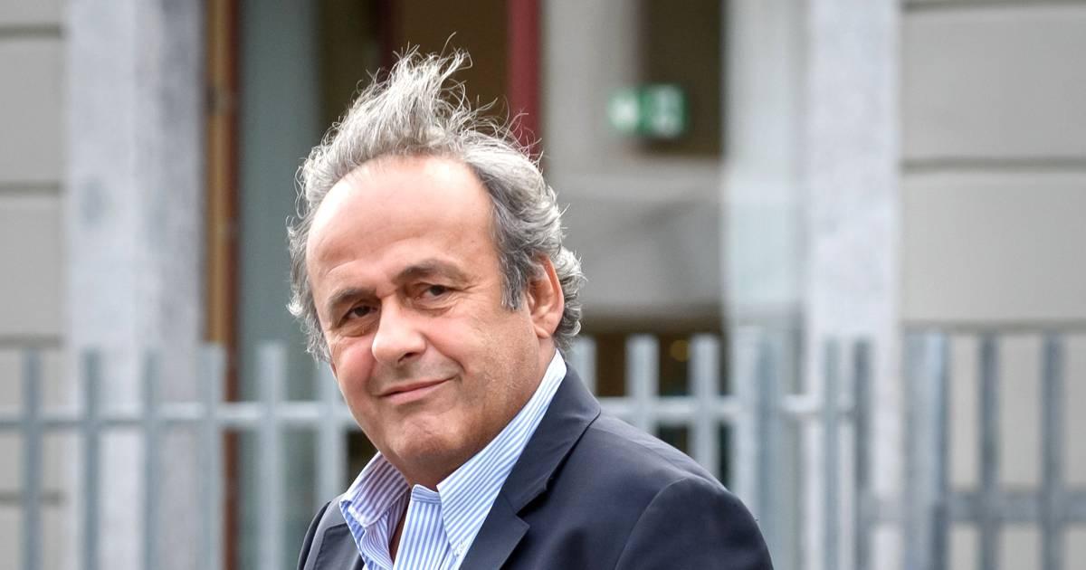 """Michel Platini """"ne s'interdit pas"""" un retour et défend le Mondial au Qatar   Football étranger ..."""