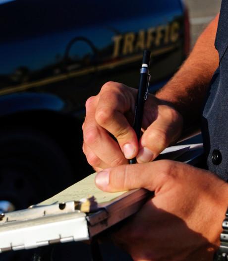 Hardrijder verliest rijbewijs in Hulst